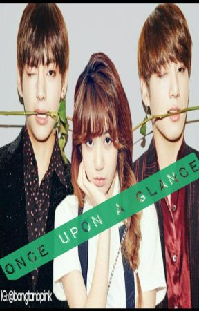 Once upon a glance(TaeLisKook Story)(Completed) by Ms_DancingMachine