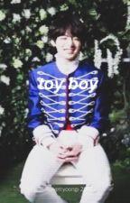 toy boy; jikook by flowerryoongi