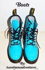 Boots /Josh Dun x reader\ by twentyoneadventures_