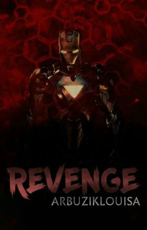 revenge ↪ ιron мan  by ArbuzikLouisa