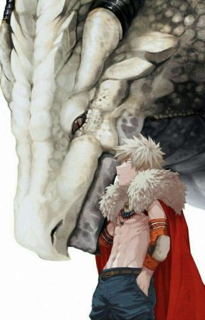 Dragon Tamer [Katsuki Bakugou x reader] - ### - The Honeymoon (Part