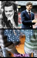 Glitter and I | Larry Stylinson by Shark_Cute