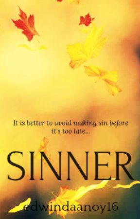 SINNER by GuardianOfLight16