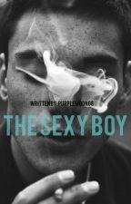 the sexy boy by purplemoon08