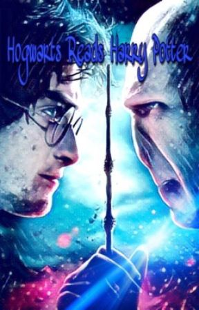 Hogwarts Reads Harry Potter  by ThatGirlWhoLikeStuff