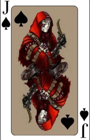 The King Of Cards (male x RWBY) by vill47