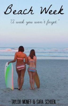 Beach Week by StolenGlances