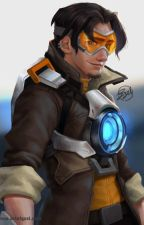 My Hero Academia X Tracer!Male!Reader by --IvysPuddin