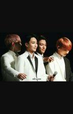 STOP Please!!! Jeongcheol (Couple Seventeen) by acachacha