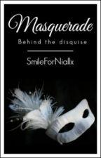 Masquerade || Niall Horan by SmileForNiallx