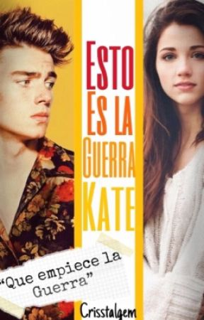 Esto es la guerra, Kate  by crisstalgem