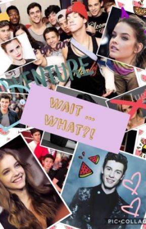 Wait...What?   -Shawn Mendes -  by RachelSN8