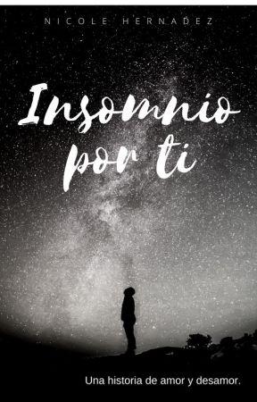 Insomnio por ti. by Fadinginblue
