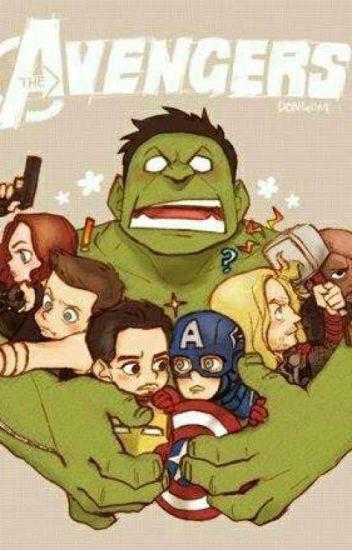 Avengers Dialogi vol. 1