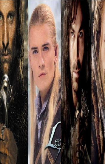 Heart Of A Dragon Reader X Kili X Fili X Legolas, Aragorn, Hobbits