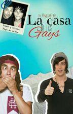 La casa de los gays [Kellic/Frerard] by misaKiass