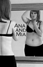 Ana y Mia by elilsa03
