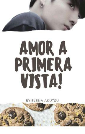 Amor a Primera Vista (jungkook y tu) by Elena426