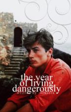 The Year of Living Dangerously. by -alwssia