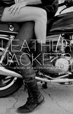 Leather Jackets by justshutupbella
