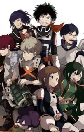 Back From The Past (bnha x m!reader) by iLoveAnimeXoXo