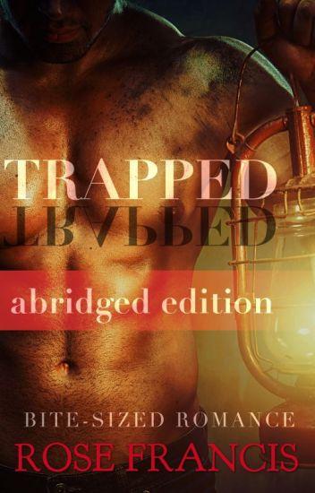 Trapped (Part One) - BWWM Dark Romance - Zombie Apocalypse - Rose