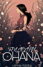 Felicity Ohana  by JhonnyStilinsk