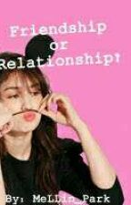 Friendship or Relationship? ● Jeon Somi by MeLLin_Park