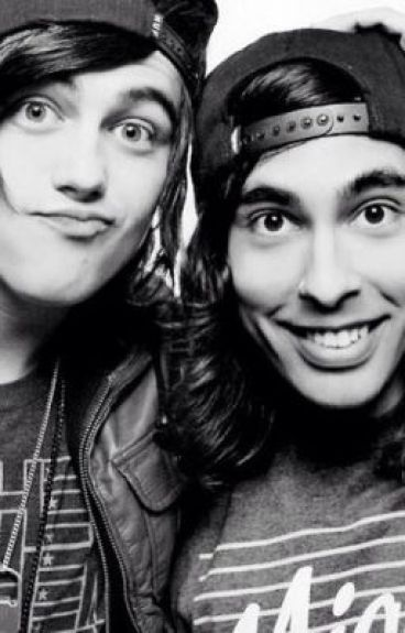 Kellin Quinn And Vic Fuentes Dirty Y/N, Vic ...