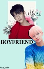 BOYFRIEND ❤Jihan❤  by Carat_Dm14