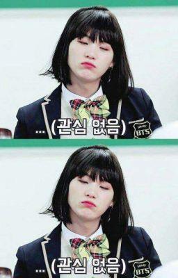 Ảnh chế Idols Kpop