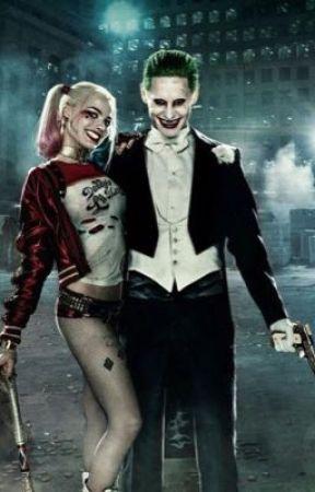 Joker and Harley One Shots by hqforu