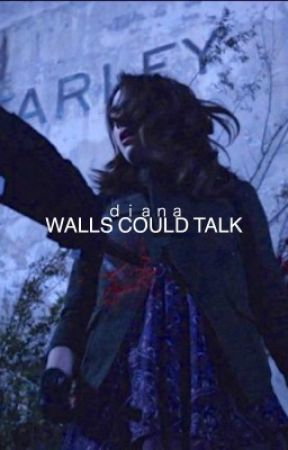 WALLS COULD TALK→TEEN WOLF FANFICS by physicalfatalities