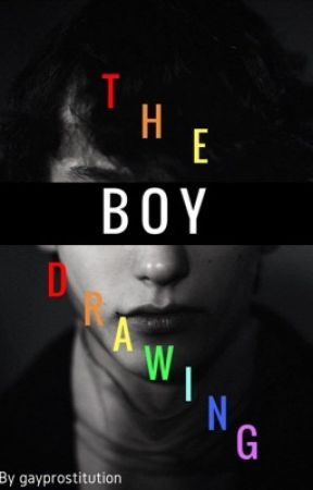 The Boy Drawing  by harryprostitutes