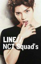 LINE// NCT Squad's [End] by _stephanie_lu