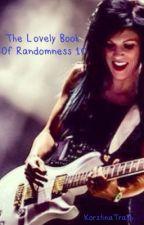 The Lovely Book Of Randomness 10. by KorstinaTrash