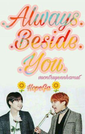 [HopeGa][NC-17][H] Luôn Bên Em - Always Beside You by LittleStrawberryJam