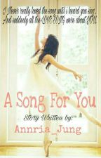 A Song For You- YOONMIN FF pjm.myg by maxine_jung