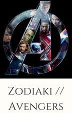 zodiaki// avengers by Lipcowa27