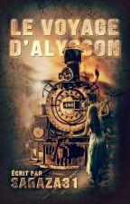 Le Voyage d'Alysson by Saraza31