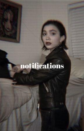 Notifications [ Lucas Zumann ]  [ SMU ]  by annpirvu