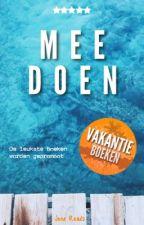 MEE DOEN ? |☀️| #VAKANTIEBOEK by VAKANTIEBOEKENNL
