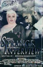 Strange Interview 1 by rewanmohamed23451
