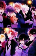 Diabolik Lovers FF (New Friend) by kalan-chan