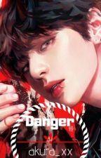 Danger //vkook ff//BTS  by Akura_xx