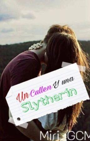 Un Cullen y una Slytherin -Carlisle Cullen- (Terminada) by MiriGCM