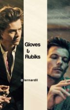 Gloves & Rubik   قفازات & روبيك by lernardll