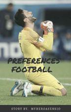 Preferencje  I Imaginy   Football  by MyHeroAsensio