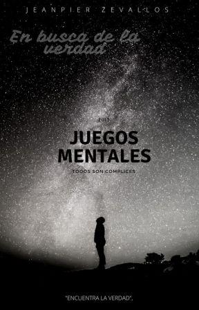 JUEGOS MENTALES by JeanpierZevallos