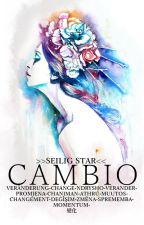 Cambio #Wattys2017 by FluffyFoxBooks